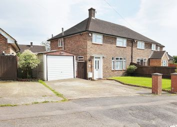 Thumbnail 4 bed semi-detached house to rent in Wood Street, Merstham, Redhill