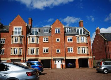 Thumbnail 2 bedroom flat for sale in Mill Race Court, Morpeth