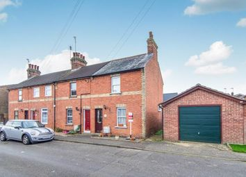 Thumbnail 2 bed end terrace house for sale in Warley, Brentwood, Essex