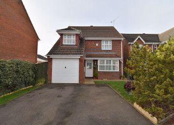 4 bed detached house for sale in Arnald Way, Houghton Regis, Dunstable LU5