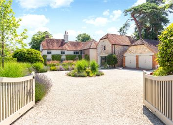 Thumbnail 5 bed detached house for sale in Monastery Lane, Storrington, Pulborough, West Sussex