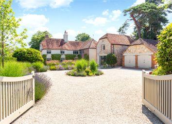 Monastery Lane, Storrington, Pulborough, West Sussex RH20. 5 bed detached house