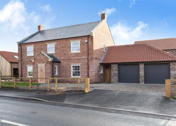 Thumbnail 4 bed detached house for sale in Stump Cross, Boroughbridge, York