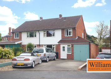 Thumbnail 4 bed semi-detached house for sale in Britten Close, Hereford