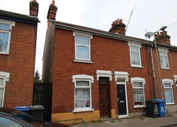 Thumbnail 3 bed end terrace house for sale in 13 Surrey Road, Ipswich, Suffolk