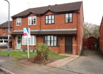 Thumbnail 3 bed semi-detached house to rent in Marlborough Drive, Sydenham, Leamington Spa