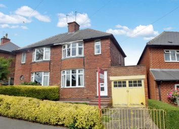 Thumbnail 3 bed semi-detached house for sale in Lees Hall Road, Norton Lees, Sheffield