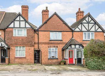 Thumbnail 3 bed terraced house for sale in Church Green Road, Milton Keynes, Milton Keynes