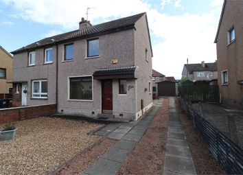 Thumbnail 2 bed semi-detached house for sale in Linnwood Drive, Leven, Fife