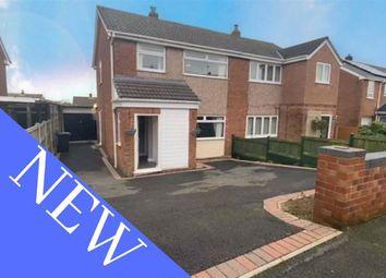 3 bed semi-detached house for sale in Pen Y Maes, Buckley, Flintshire CH7