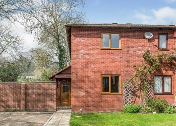 Riverview Drive, Exeter EX4. 2 bed end terrace house for sale