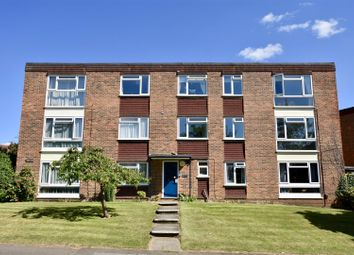 Thumbnail 2 bed flat for sale in Cleves Court, Mill Road, Epsom