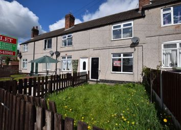Thumbnail 2 bed terraced house to rent in Sherwood Street, Bolsover, Chesterfield