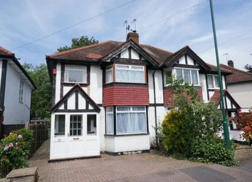 Thumbnail 3 bedroom semi-detached house to rent in The Causeway, Carshalton