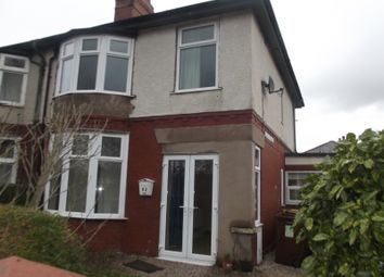 Thumbnail 3 bed semi-detached house to rent in Broadgate, Preston
