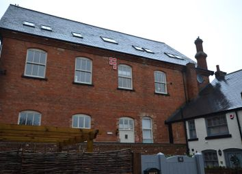 Thumbnail 1 bed flat for sale in Apartment 2, 1 The Maltings, Sileby, Leicestershire