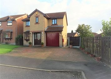 Thumbnail 4 bedroom detached house for sale in Rose Way, Killamarsh, Sheffield