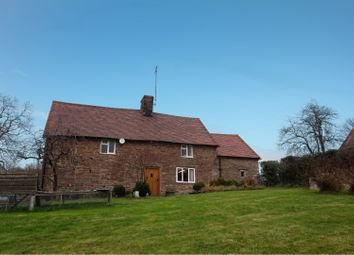 Thumbnail 4 bed detached house for sale in Clee St. Margaret, Craven Arms