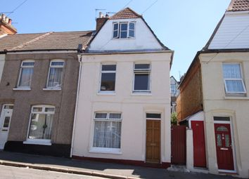 Thumbnail 3 bed terraced house for sale in Avenue Road, Ramsgate