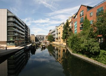 Thumbnail 1 bed flat to rent in Downham Wharf, Hertford Road, Hackney