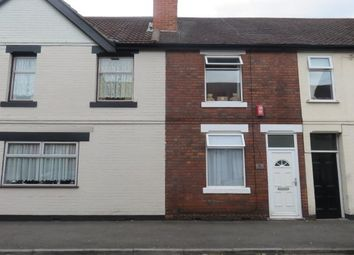 Thumbnail 3 bed property to rent in Craven Street, Burton-On-Trent