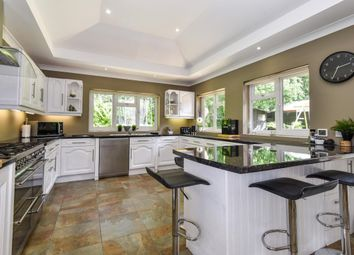 Thumbnail 5 bed detached house for sale in Cherrydale Road, Camberley