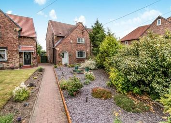 Thumbnail 3 bed detached house for sale in Ackers Lane, Carrington, Manchester, Greater Manchester