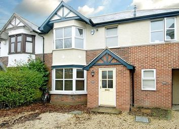 Thumbnail 2 bedroom terraced house to rent in Westbury Crescent, East Oxford