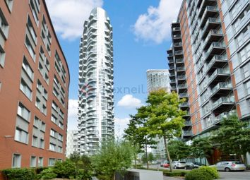 Thumbnail 2 bedroom flat for sale in Blackwall Way, London
