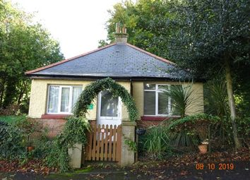 Thumbnail 2 bed detached bungalow to rent in Maxwell Road, Brompton Gillingham