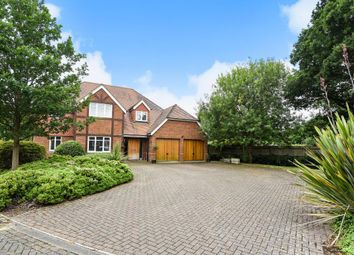 Thumbnail 5 bed detached house to rent in Nine Mile Ride, Finchampstead