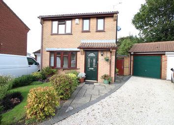 Thumbnail 3 bed detached house for sale in Ascot Close, Bedworth