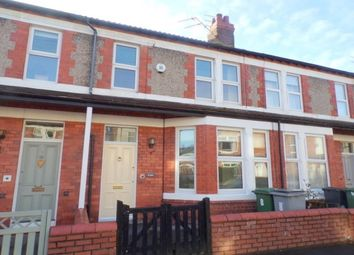 Thumbnail 2 bedroom terraced house to rent in South Road, West Kirby, Wirral