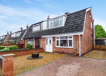 Thumbnail 3 bed semi-detached house for sale in Ansbro Avenue, Freckleton, Preston