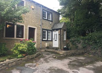 Thumbnail 2 bed cottage to rent in 1 Edgeholme Lane, Warley, Halifax