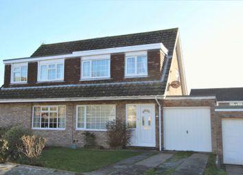 Thumbnail 3 bed semi-detached house for sale in Daniel Hopkin Close, Llantwit Major