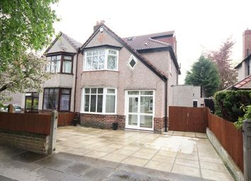 Thumbnail 4 bed semi-detached house to rent in Dunbabin Road, Childwall, Liverpool