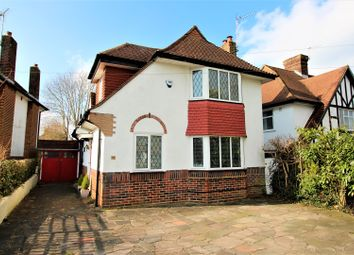 Thumbnail 3 bed detached house for sale in Merland Rise, Epsom