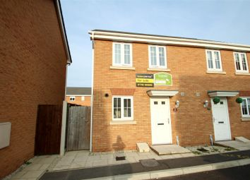 Thumbnail 2 bed town house for sale in Stephenson Grove, Burslem, Stoke-On-Trent