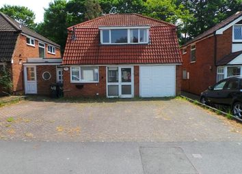 Thumbnail 3 bed detached house for sale in Jerrard Drive, Sutton Coldfield