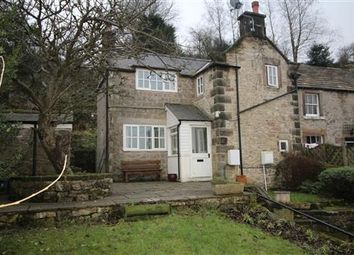 Thumbnail 2 bed detached house to rent in Eastbank, Winster, Matlock