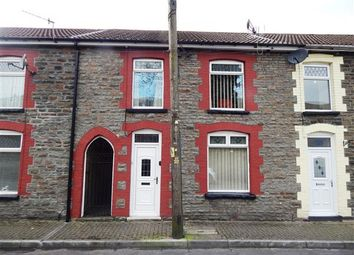 Thumbnail 3 bed terraced house for sale in Upper Gynor Place, Porth