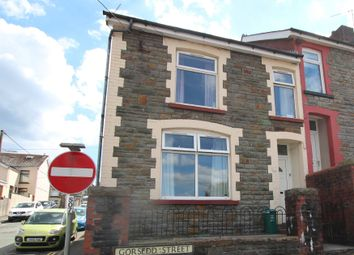 Thumbnail 4 bed end terrace house for sale in Gorsedd Street, Mountain Ash