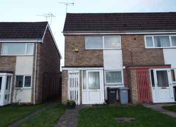 Thumbnail 2 bedroom end terrace house to rent in Greystone Park, Crewe