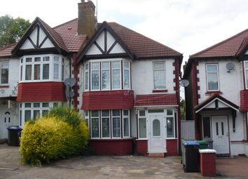Thumbnail 3 bed terraced house for sale in Park Chase, Wembley