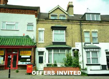 Thumbnail 6 bedroom terraced house for sale in Evington Road, Leicester