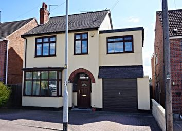 Thumbnail 4 bed detached house for sale in Church Hill Road, Leicester