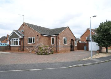 Thumbnail 3 bed detached bungalow for sale in Ipswich Gardens, Grantham