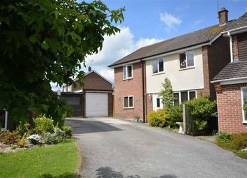 Thumbnail 4 bed detached house for sale in Cedar Close, Ashbourne, Derbyshire