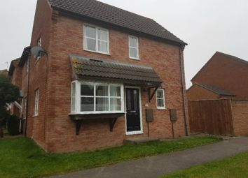 Thumbnail 2 bedroom end terrace house to rent in Grantham Close, Belmont, Hereford